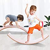 Wooden Balance Board, Balance Board Kids, Toy for Practicing The Sense of Balance