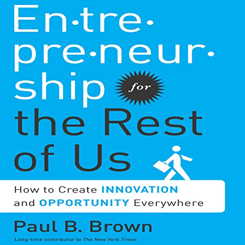 Entrepreneurship for the Rest of Us audiobook cover art