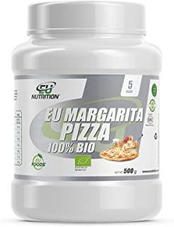 Eu Nutrition Unisex's EU Margarita 100% Bio Pizza, 500 G, Multicoloured