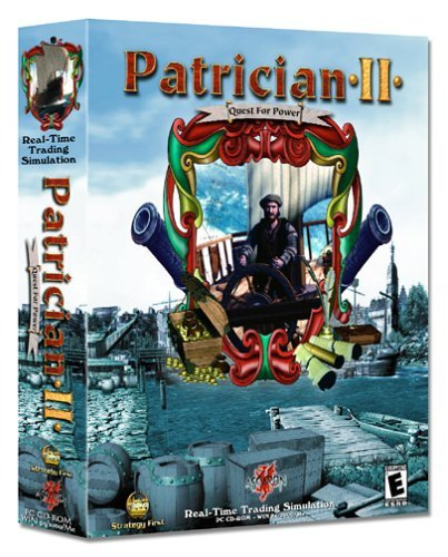 Patrician 2 - PC by Strategy First