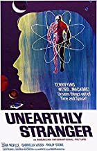 Unearthly Stranger - 1963 - Movie Poster Magnet