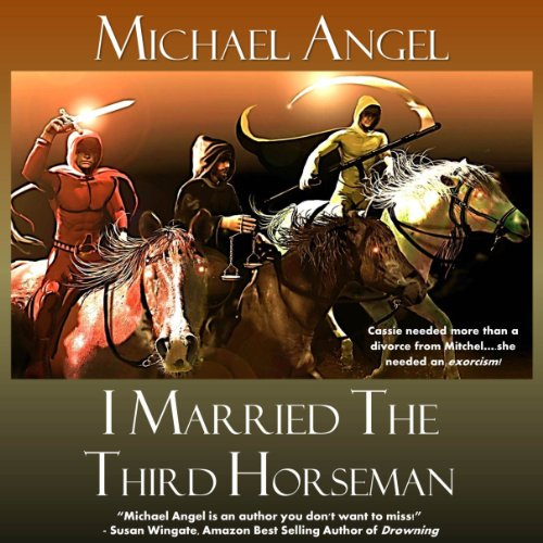I Married the Third Horseman audiobook cover art