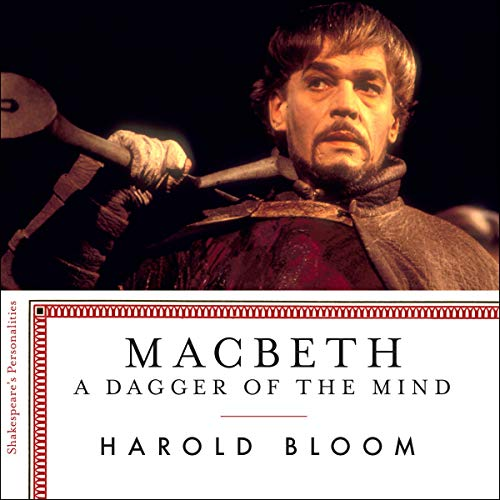 Macbeth: A Dagger of the Mind audiobook cover art