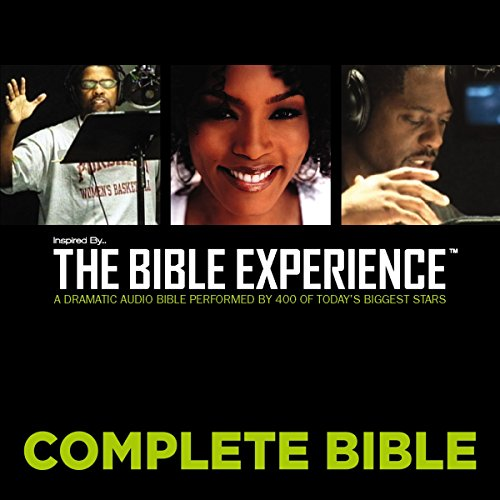 TNIV, Inspired by...the Bible Experience, Audio Download audiobook cover art