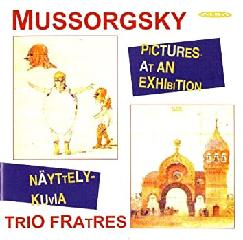 Mussorgsky: Pictures at an Exhibition (Arr. for Accordion Trio) - Tchaikovsky: Andante Cantabile