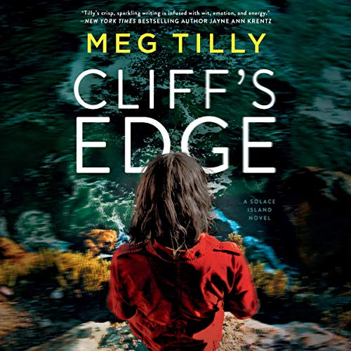 Cliff's Edge audiobook cover art