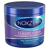Noxzema Classic Clean Moisturizing Cleansing Cream Unisex, 12 Ounce...