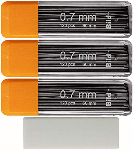 Bild Premium Mechanical Pencil Lead Refills (2B, 0.7 mm)
