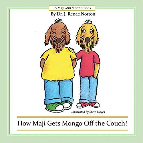 How Maji Gets Mongo Off the Couch! (Maji and Mongo)