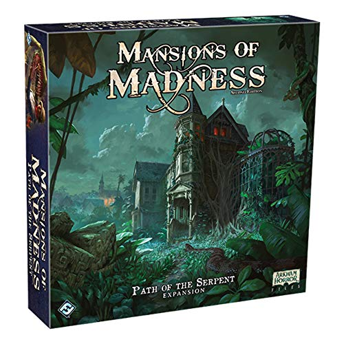 Mansions of Madness Second Edition Path of The Serpent