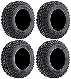 Full set of Tensor Regulator A/T (8ply) 28x10-14 DOT ATV Tires (4)