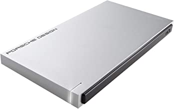 LaCie Porsche Design USB 3.0 2TB Mobile Hard Drive + 2mo Adobe CC Photography (STET2000403)