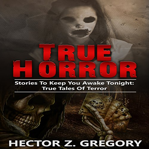 True Horror cover art