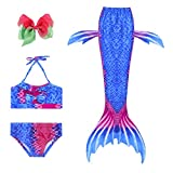 D C.Supernice Girls' Swimwear