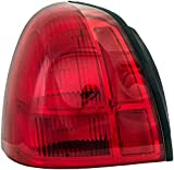 Dorman 1611388 Driver Side Tail Light Assembly for Select Lincoln Models