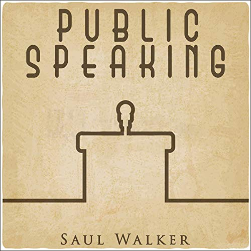 Public Speaking: Tips & Tricks to Overcome your Social Anxiety and Become an Enthusiastic Speaker! cover art