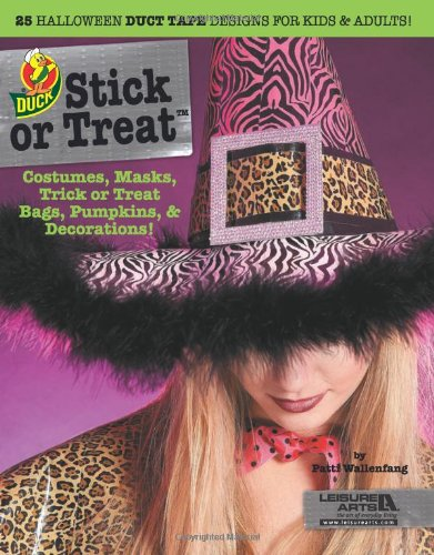 Stick or Treat: 25 Halloween Duct T…