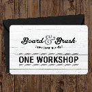Purchase Gift Cards | Board & Brush