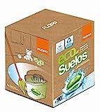 Flopp - Fregasuelos Universal Ecológico | Limpiador de Suelos Eco Limpiapisos Friegasuelos Limpia sin Ensuciar el Planeta.