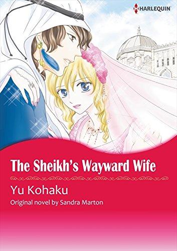 The Sheikh's Wayward Wife: Harlequin comics (English Edition)