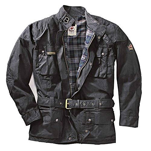 SCIPPIS, Cruiser Jacket, schwarz, 3XL