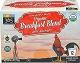 365 Everyday Value, Organic Breakfast Blend Coffee Capsules, 12 ct