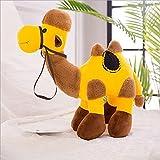 Peluche 30cm Camello Juguetes De Peluche Encantador Bordado Suave Dromedario Muñecos De Peluche Niños Regalo para Niños