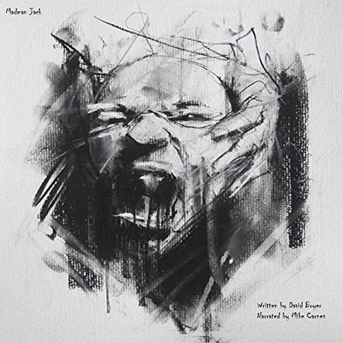 Madman Jack audiobook cover art
