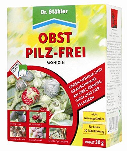 Dr. Stähler 033825 Obst Pilz-Frei, Fungizid gegen Fruchtäule 6 Beutel