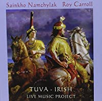 Tuva-Irish Live Live Music Project
