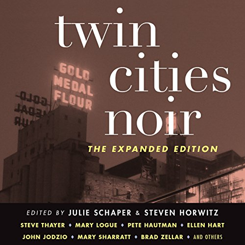 Twin Cities Noir audiobook cover art