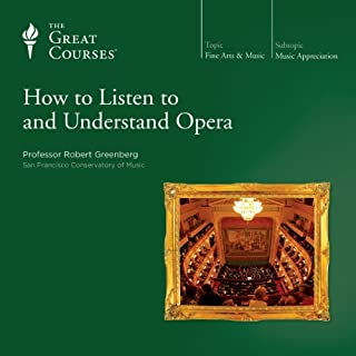 『How to Listen to and Understand Opera』のカバーアート