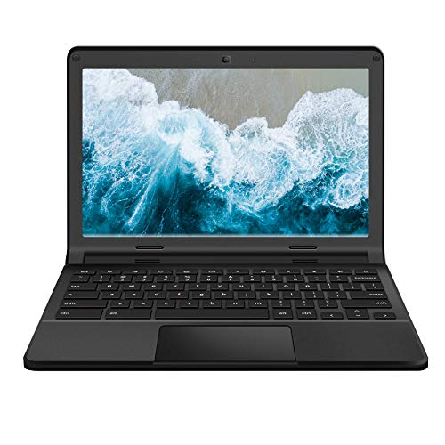 Used Well Notebook Chromebook P22t Laptop (Top Surface was Covered by Computer Skin) 11.6 inches 4GB...