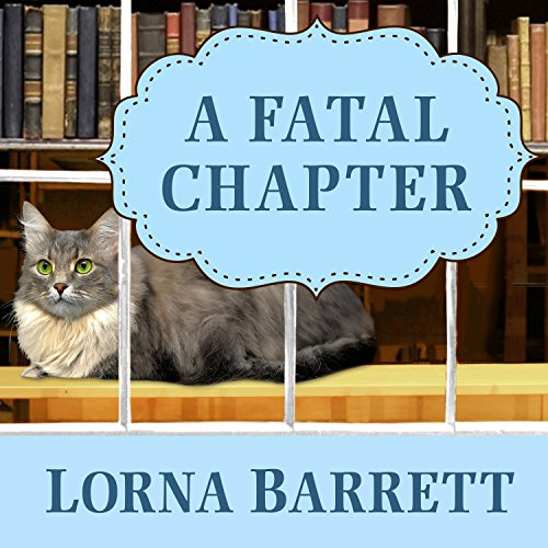 A Fatal Chapter audiobook cover art