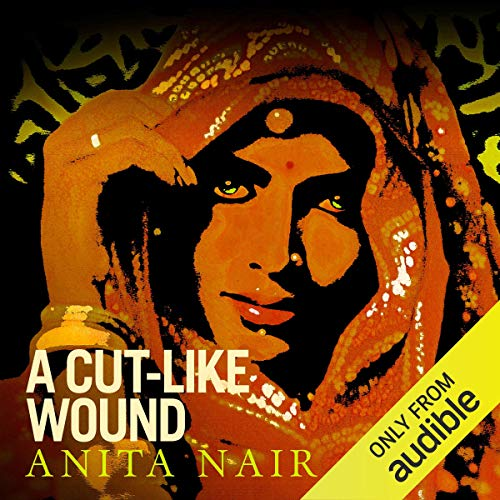 A Cut Like Wound audiobook cover art