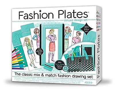 Fashion Plates Kit
