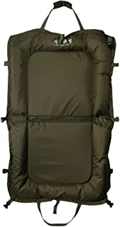 Homyl Foldable Unhooking Mat Pad for Fish Protection Straps Pad Fishing Tackle Army Green