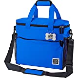 Overland Dog Gear Gear Week Away Bag (Med/Lg Dogs) (Royal Blue)