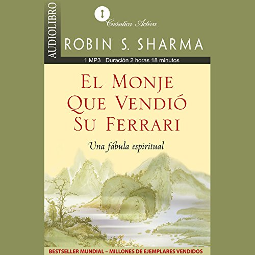 El Monje que Vendió su Ferrari audiobook cover art
