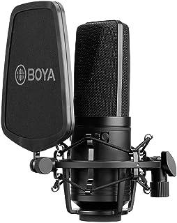 بويا باي-M1000 ميكروفون مكثف بحاجز كبير