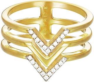 اسبريت خاتم كاجول للنساء ,بدون حجر ,ESRG02611E160