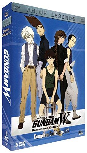 Gundam Wing - Partie 1 (5 DVD)