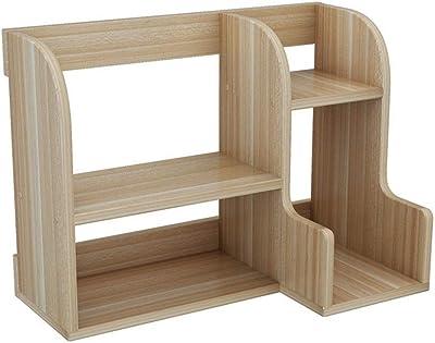 6/Wine Rack Wooden Shelf Storage Cabinet Shelves Black Books Office Kitchen Bedroom Living Room Garage 87/x 29/x 87.5/cm 2/Colors Optional beech wood