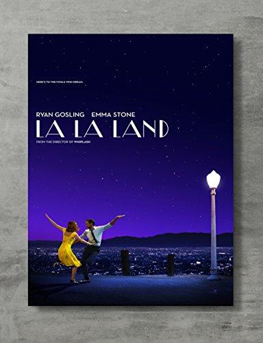 APPLEpie La La Land Poster High Definition Posters Standard Size 24 x 18 inch