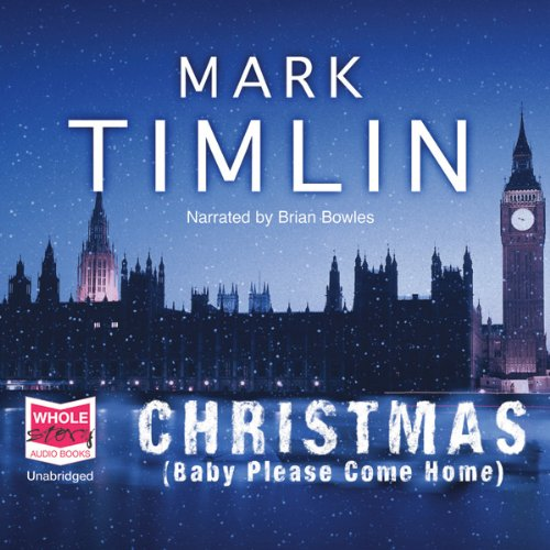 Christmas (Baby Please Come Home) audiobook cover art
