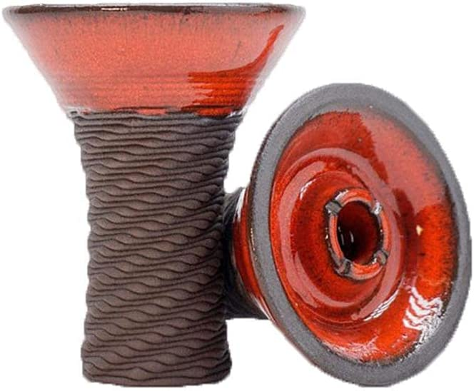 Hookah Bowl-Conceptic Design San Francisco Mall safety 3D-11 Red Bowl