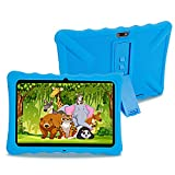 """Kids Tablet PC, Veidoo 10.1"""" Android Tablet with Silicone Case, 3G Phablet"""