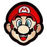 Super Mario Kissen in Form eines klassischen Nintendo Mario Designs, offizielles Lizenzprodukt
