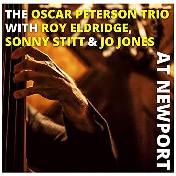 The Oscar Peterson Trio with Sonny Stitt, Roy Eldridge and Jo Jones at Newport
