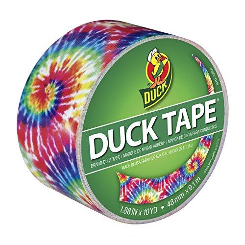 Tie Dye Printed Duct Tape